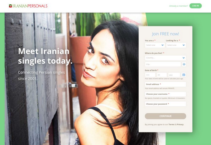 Best Iranian Dating Sites [year] - Find Your Perfect Match 1