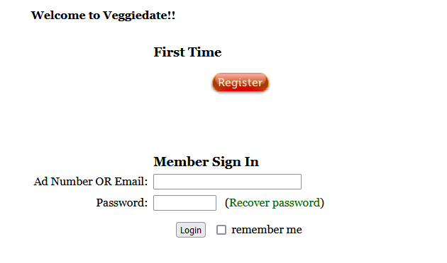 Best Vegetarian Dating Sites [year] - Find Like-Minded People 2