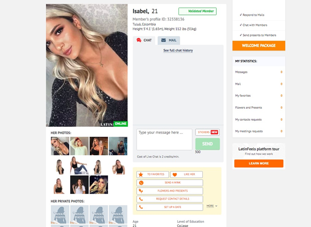 Best Puerto Rican Dating Sites [year] - Find Latin Beauties 8