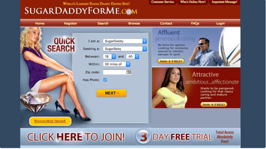 Gay Sugar Daddy Dating Apps in [year] - [Full Disclosure] 6