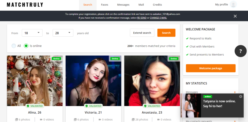 MatchTruly Review [year] - Top Slavic Beauties or Scam? 3