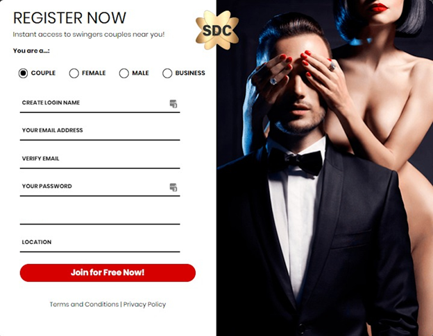 SDC Dating Review [year] - The Best Or Overrated Swinging Site 1