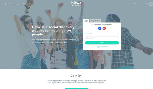 Hitwe Review [year] - In-depth Dating Site Review 1