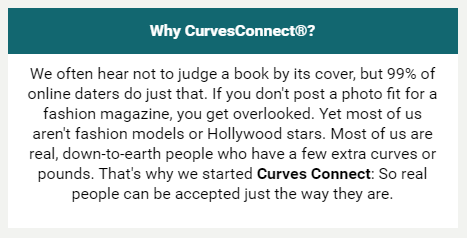 CurvesConnect Review [year] - Fake Profiles or Real People? 3