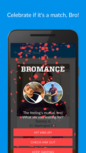 Bro App Review [year] - Is It Legit Dating App or a Scam 3