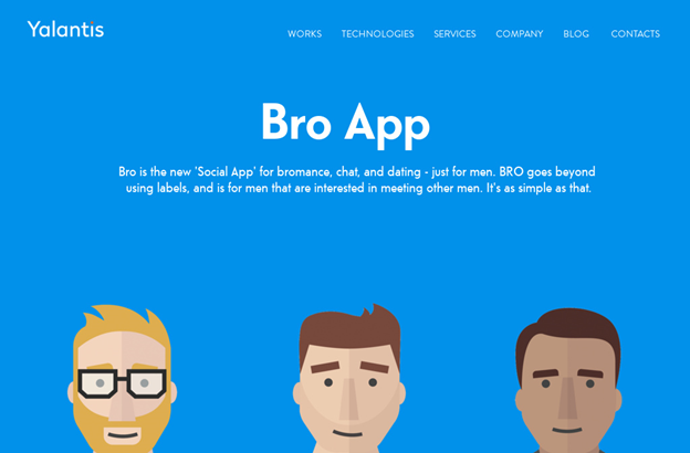 Bro App Review [year] - Is It Legit Dating App or a Scam 5