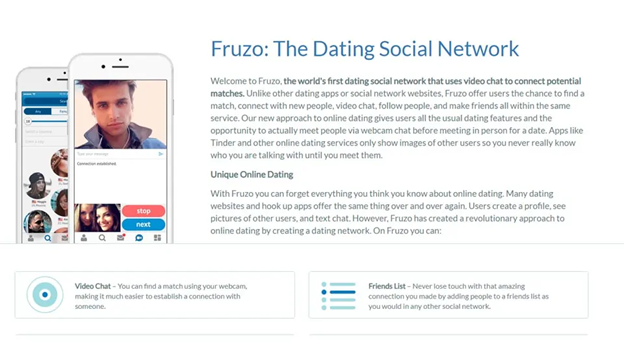 Fruzo Review [year] - In-depth Dating Site Review: Pros & Cons 2
