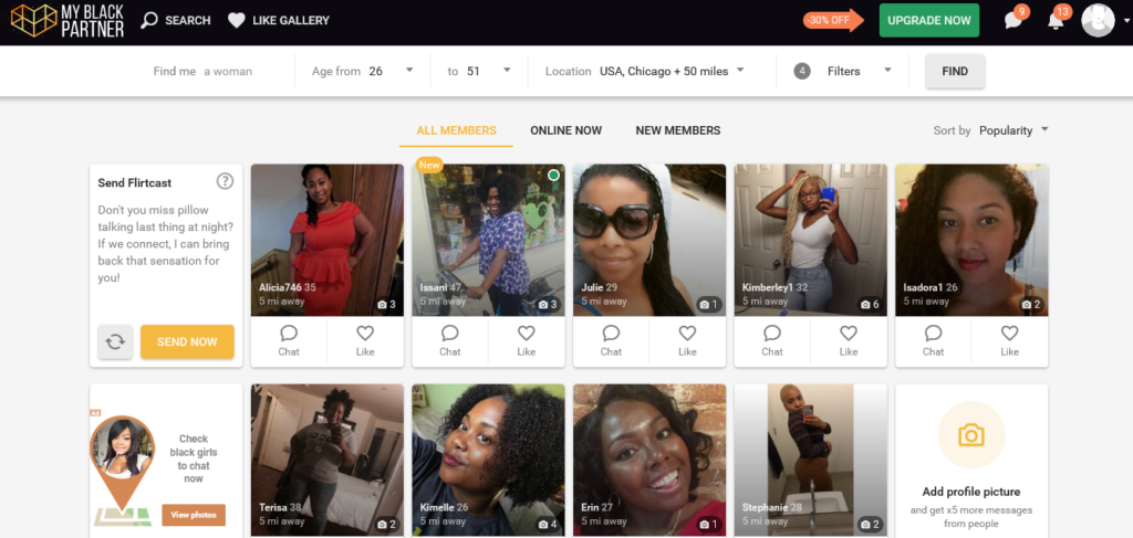 MyBlackPartner Review [year] - A Bad Site to Avoid? 5