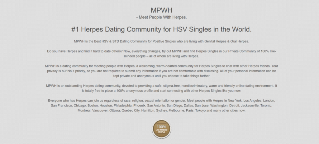 MPWH Dating Site Review [year] - [Pros & Cons | Features] 2