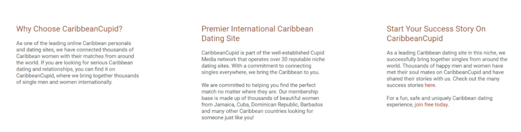 Caribbean Cupid Review [year] - Exotic Matches or Fraud? 2