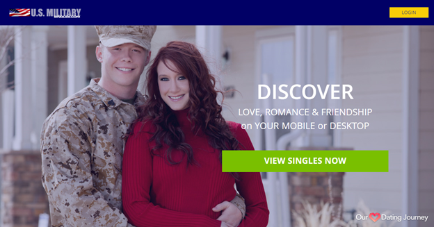 USMilitarySingles.com Review [year] - Is It Worth Your Money? 3