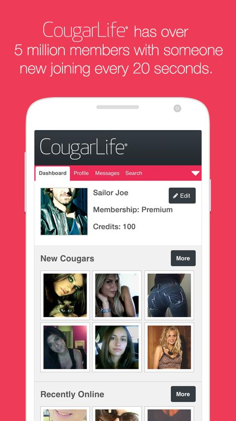 Best Cougar Dating Sites That Work [year] - Meet Your Cub 1